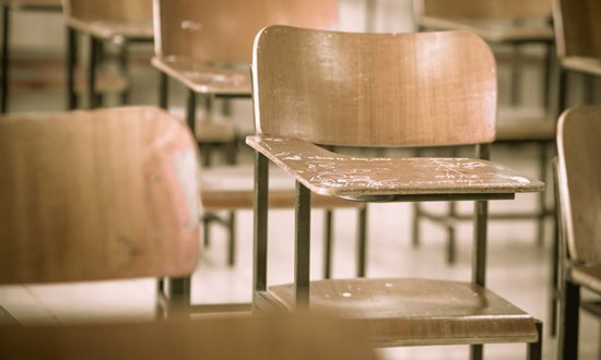 Salle de classe conférence