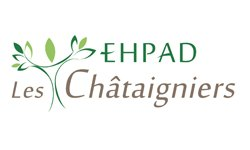 Logo client Ehpad les chataigniers