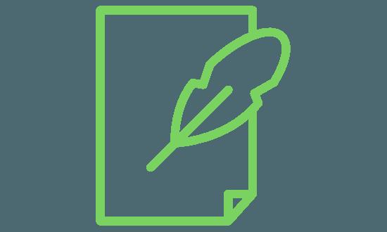Icone Rédaction web