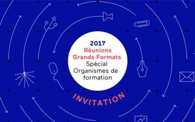 Graciet & Co participe à la réunion « Grands Formats 2017 » du Fafiec