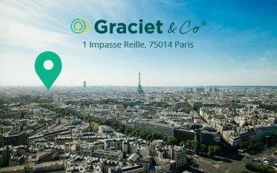 Graciet & Co annonce l'ouverture d'un nouveau bureau à Paris