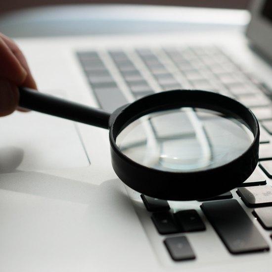 Couverture d'un rapport d'audit SEO