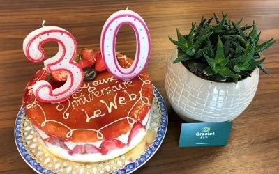 Jeu-concours spécial 30 ans du Web : gagnez un audit SEO
