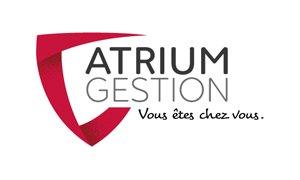Logo client Atrium gestion