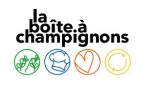 Logo client La boite à champignons