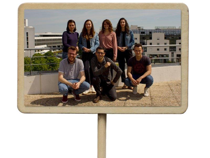L'équipe de l'agence Graciet & Co