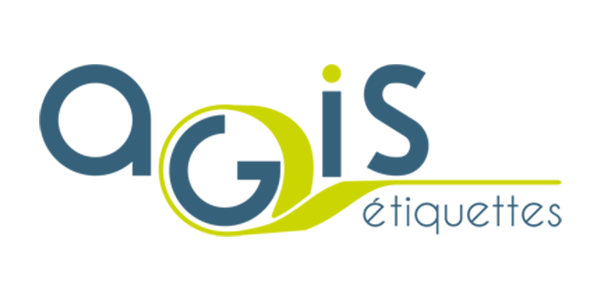 Logo d'AGIS Etiquettes