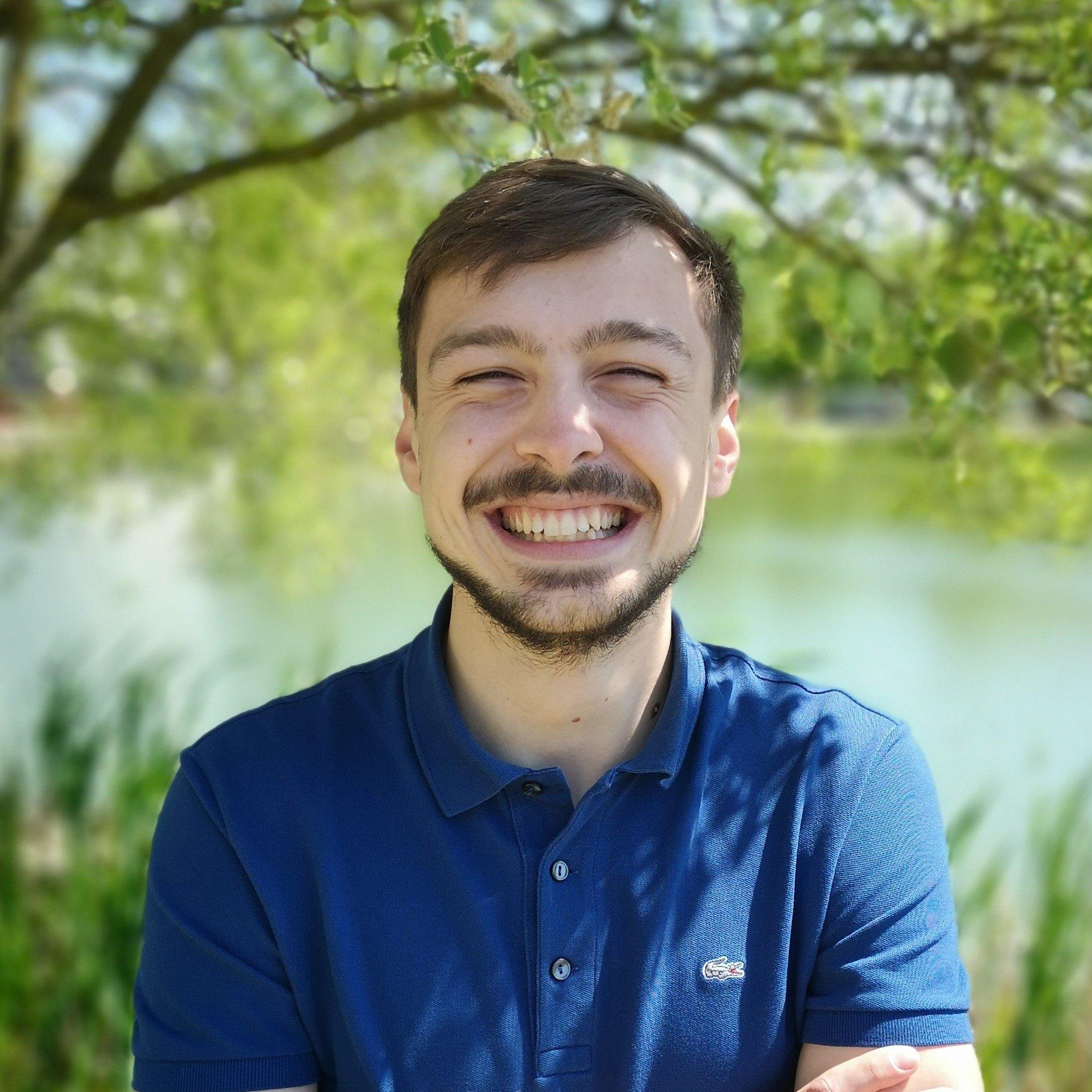 Sébastien Parys, Chargé de développement relation client à Graciet & Co